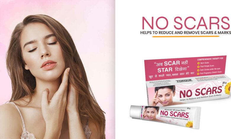 No Scar cream